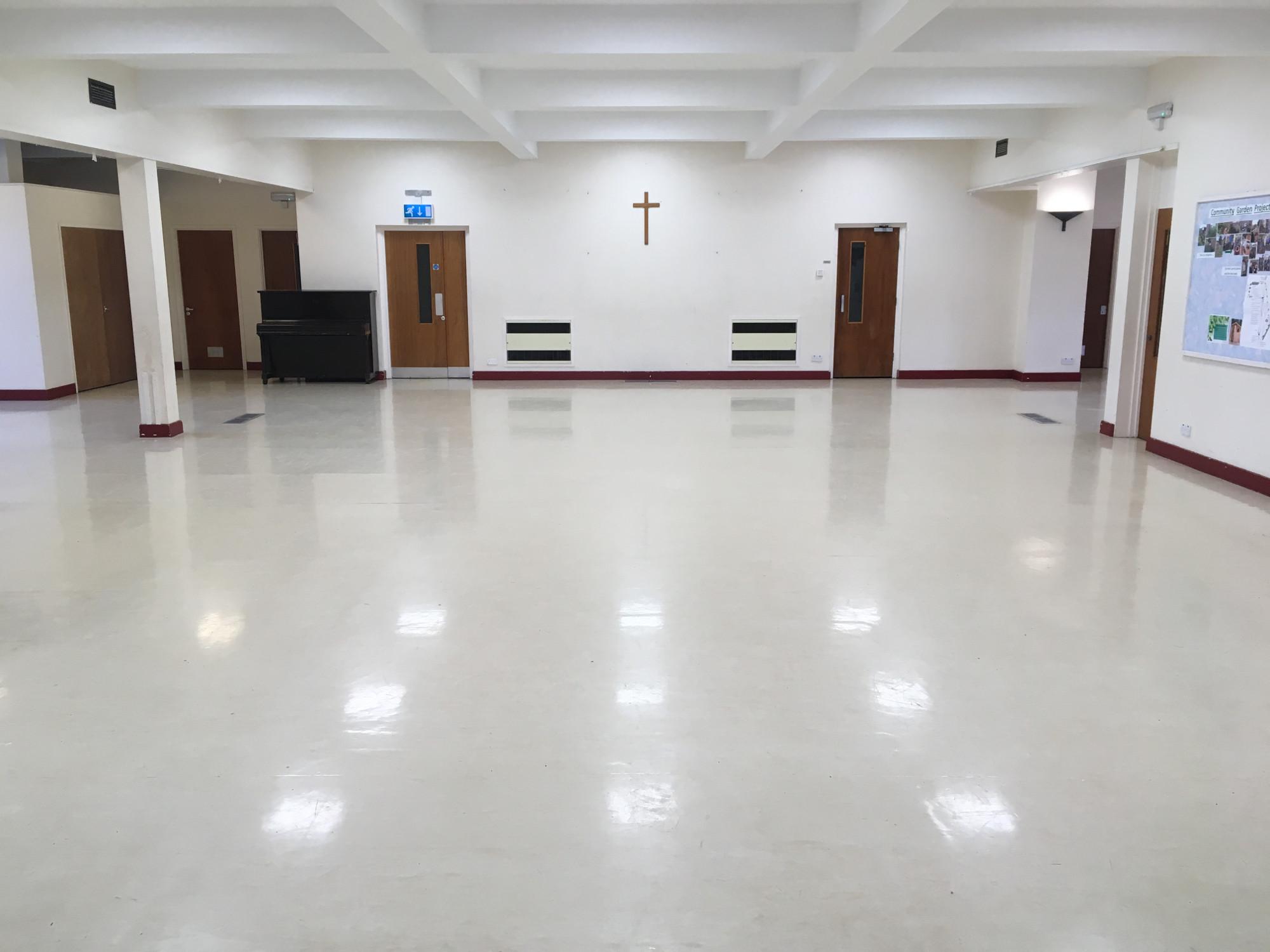 Room Hire Wesley Hall